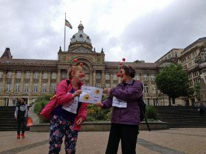 5-6-17-maggie-rachael-at-laughbirmingham-laughter-flashmob3