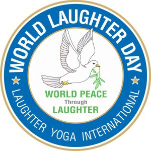 2017 World Laughter Day Logo